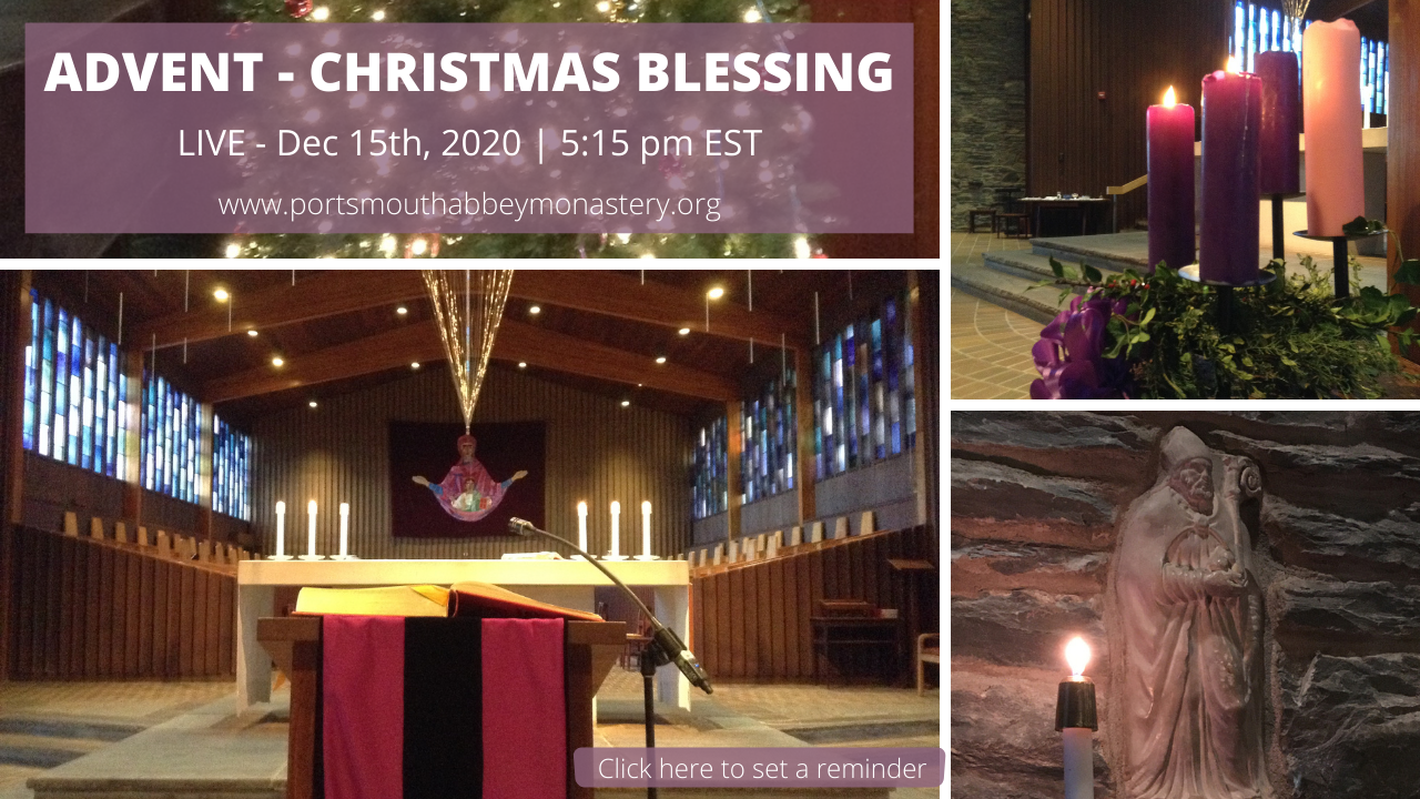Advent - Christmas Blessing