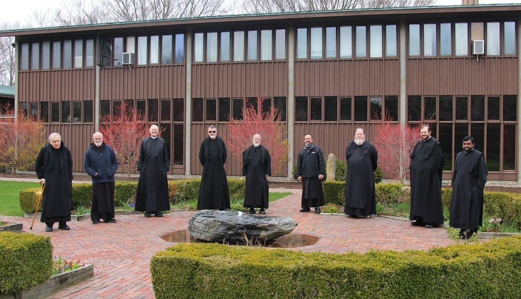 Monks of Portsmouth Abbey