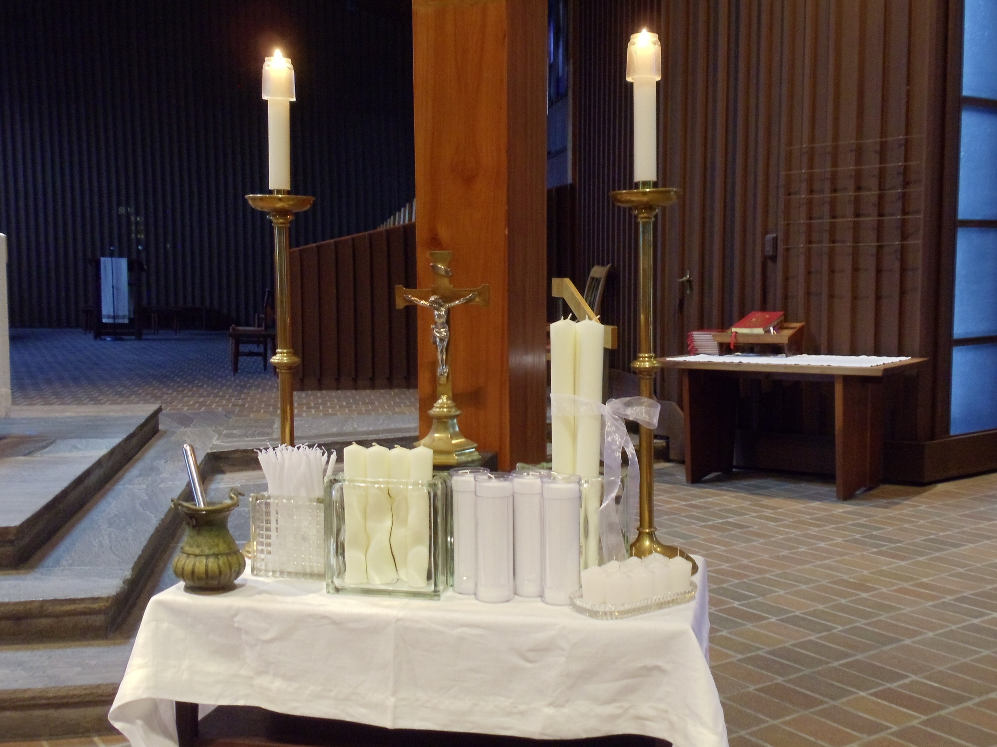 Candlemas:  The Blessing of Candles