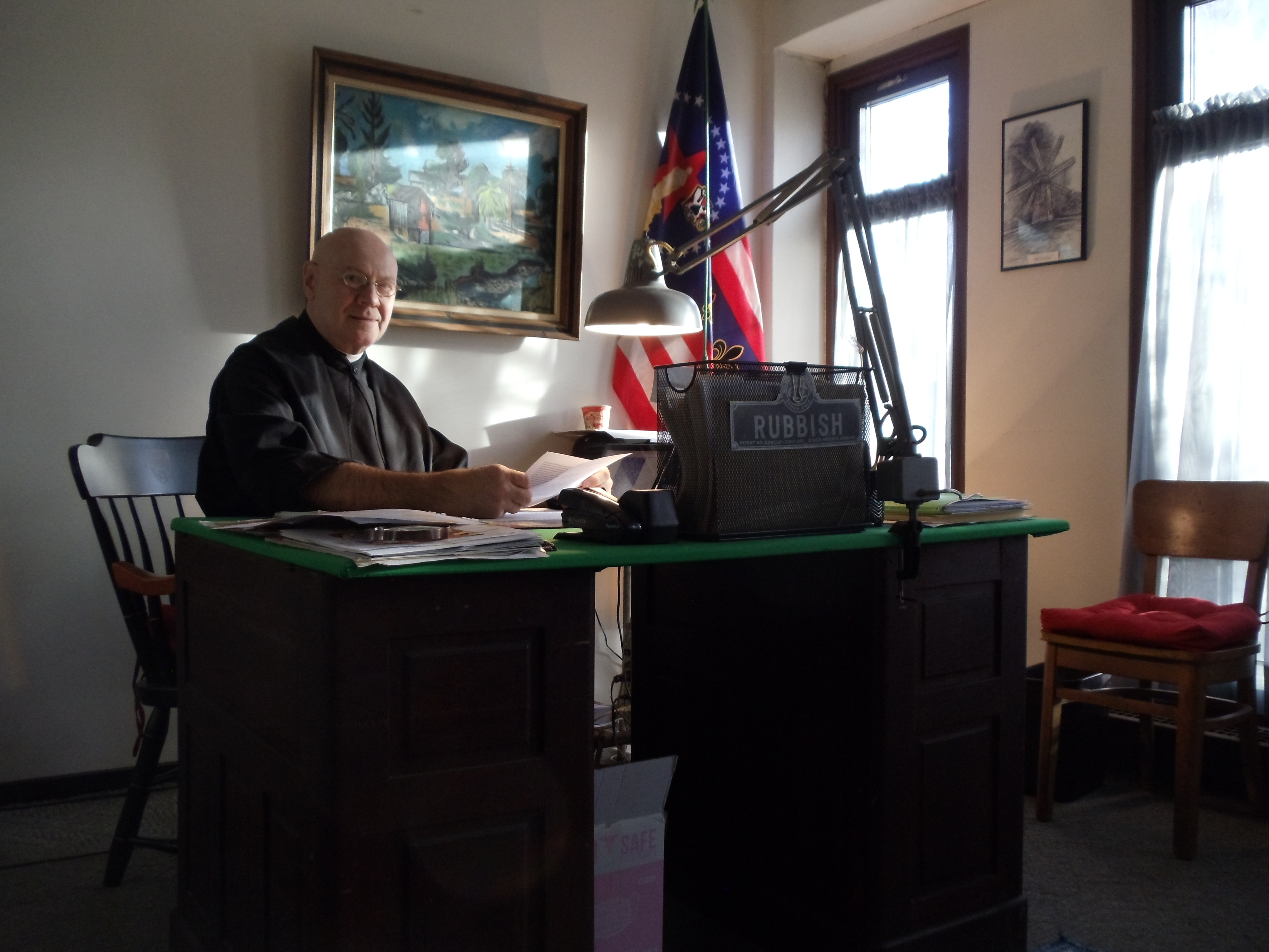 Brother Sixtus Roslevich Addresses Diocesan Religious