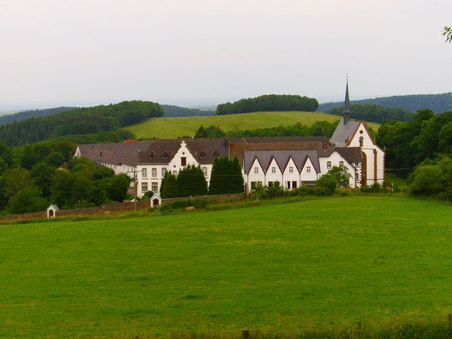 Mariawald Abbey today (no monastic community since 2018)