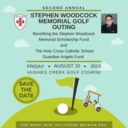 2nd Annual Stephen Woodcock Memorial Golf Outing