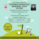 Stephen J. Woodcock Memorial Golf Outing - REGISTRATION NOW OPEN
