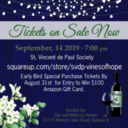 Vines of Hope Tickets Now On Sale!
