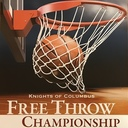 Knights of Columbus Free Throw Competition