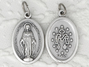 Miraculous Medal Talk