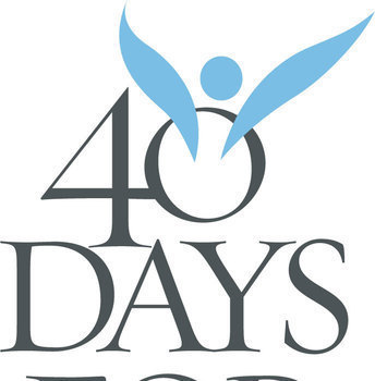 40 Days for Life - Sponsored Day of Prayer
