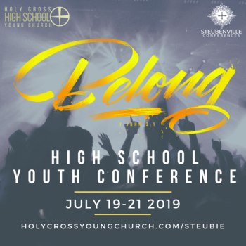 Steubenville High School Youth Conference