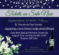 Vines of Hope 2019