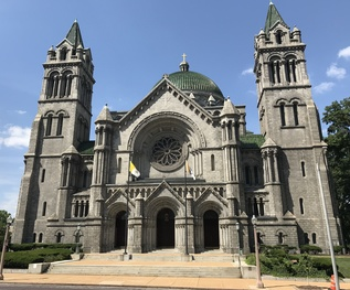 Pilgrimage to The Cathedral Basilica of St. Louis