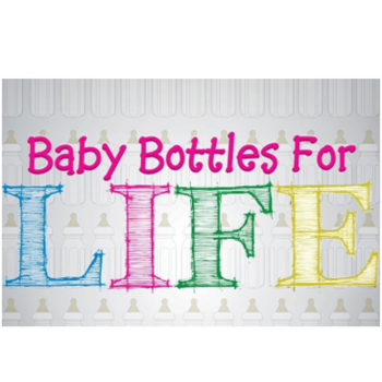 Waterleaf Virtual Baby Bottles for Life campaign