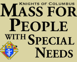 *Cancelled* - Mass for Special Needs hosted at Holy Cross