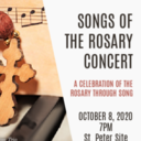 Songs of the Rosary Concert