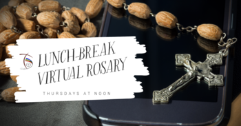 Thursday Virtual Rosary