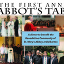 SOLD OUT May 17: The First Annual Abbot's Table Dinner