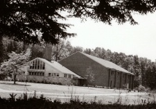 A New Gymnasium and The Brothers' House - St  Mary's Abbey