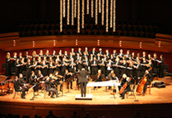 University of Notre Dame's Notre Dame Chorale: A Concert of Sacred Music