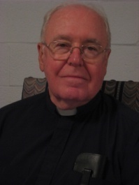 Rest in Peace, Father Benet W. Caffrey, O.S.B.
