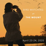 Experience Bird Watching at The Mount