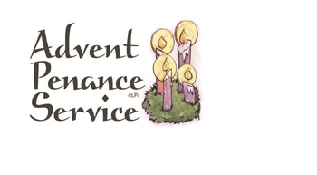 Parish Advent Penance Service