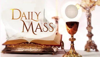 Daily Mass (Wednesday)