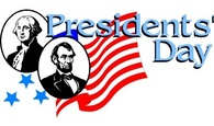 Presidents Day - Parish Offices Closed