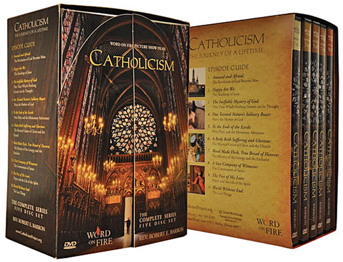 Catholicism - Fr. Robert Barron DVD Series