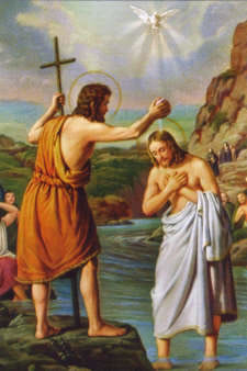 Vigil Mass for Sunday, January 12th, Baptism of the Lord