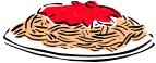 Spaghetti Dinner tickets available after all Masses