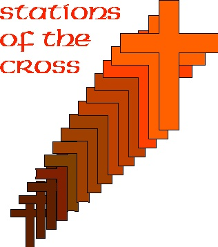 stations of the cross followed by mass sts peter paul church rh ssppvirgil org stations of the cross clipart free