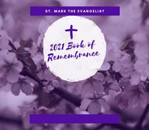 Book of Remembrance - 2021