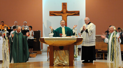 New pastor assignments in the Diocese of Lafayette announced