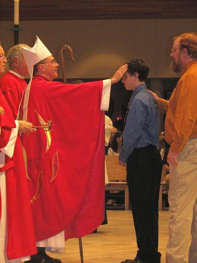 Fourth Super Saturday for Confirmation candidates