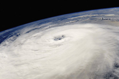 Ecumenical Prayer Service prior to 2012 Hurricane Season