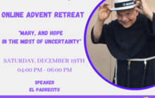 Online Advent Retreat