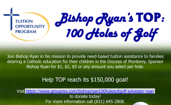 Bishop Ryan's TOP: 100 Holes of Golf