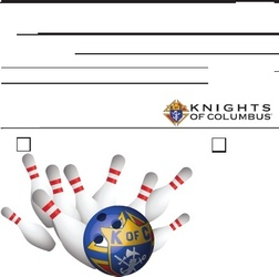 Knight of Columbus Bowling Tournament and Raffle