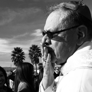 Our dear Bishop Richard Garcia has been called to his heavenly home...