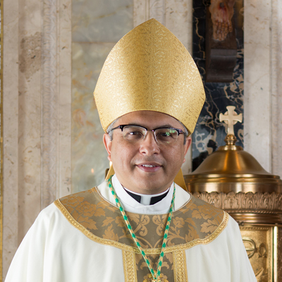 Most Reverend Daniel E. Garcia