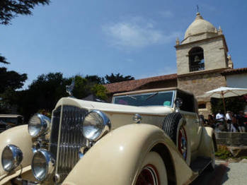 Carmel Mission Classic and Blessing of the Cars