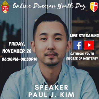 Online Diocese Youth Day