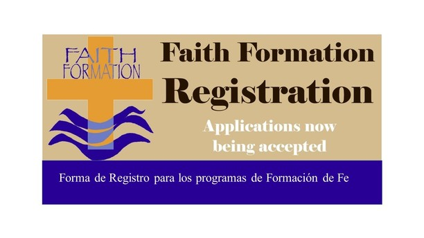 Faith formation form