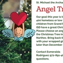 ANGEL TREE THROUGH DECEMBER 3RD