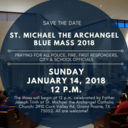 Blue Mass January 14th