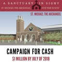 Campaign For Cash - $1 Million by July 2018