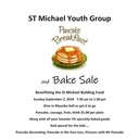 Pancake Breakfast & Bake Sale Fundraiser
