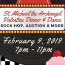Valentine Dinner & Dance Sock Hop