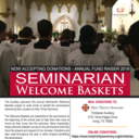 Trinitarian Auxiliary Welcome Basket Fundraiser