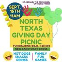 North Texas Giving Day Picnic
