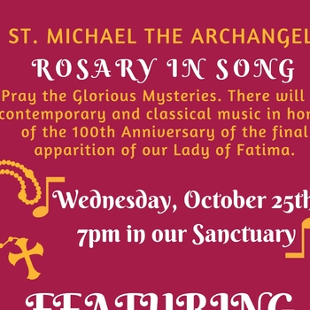 Rosary in Song